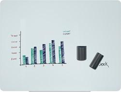 Bi-Office Prime magnetisch glasbord ft 120 x 90 cm