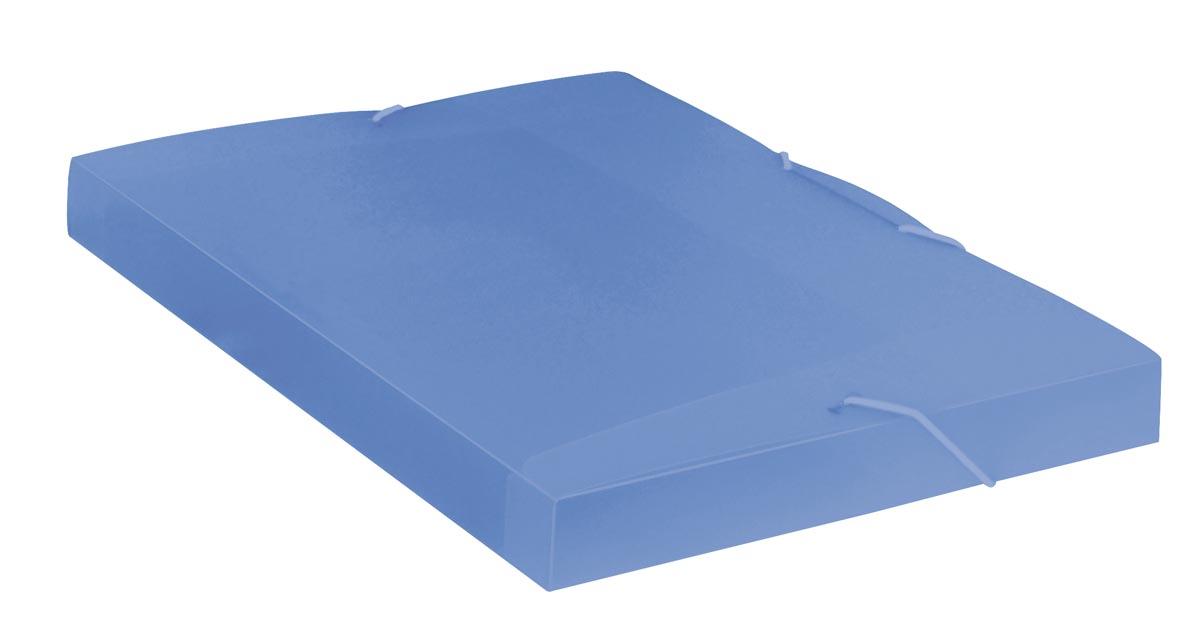 Viquel elastobox Propysoft blauw