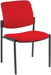 Topstar bezoekersstoel Event 10, rood
