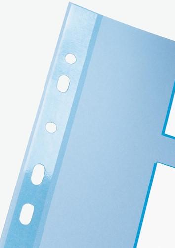 Esselte tabbladen, voor ft A4, karton, 10 tabs, 11-gaatsperforatie-2