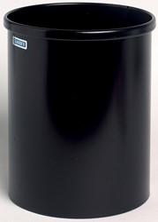 Class'ex papiermand, 15 liter, zwart