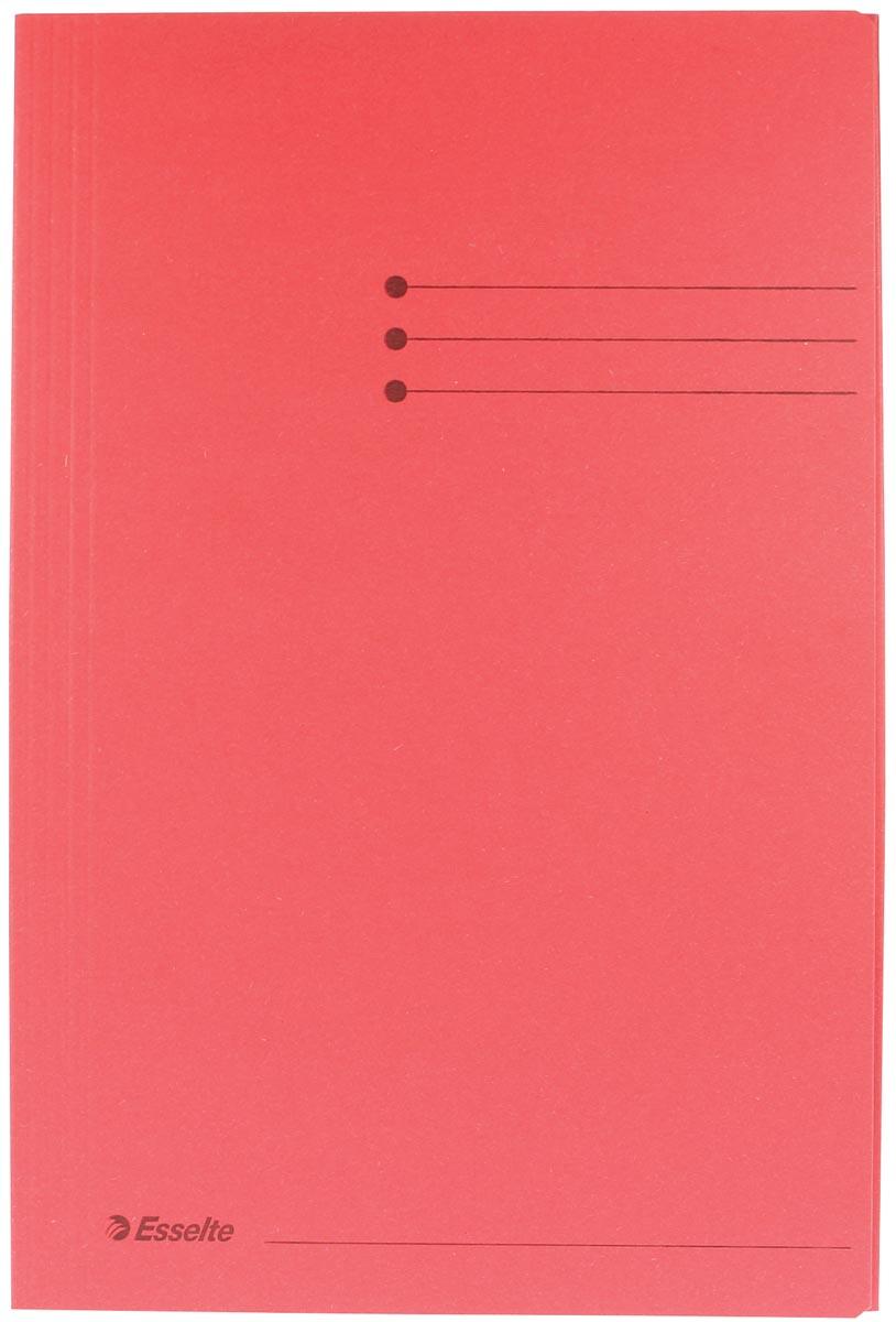 Esselte dossiermap rood, ft folio