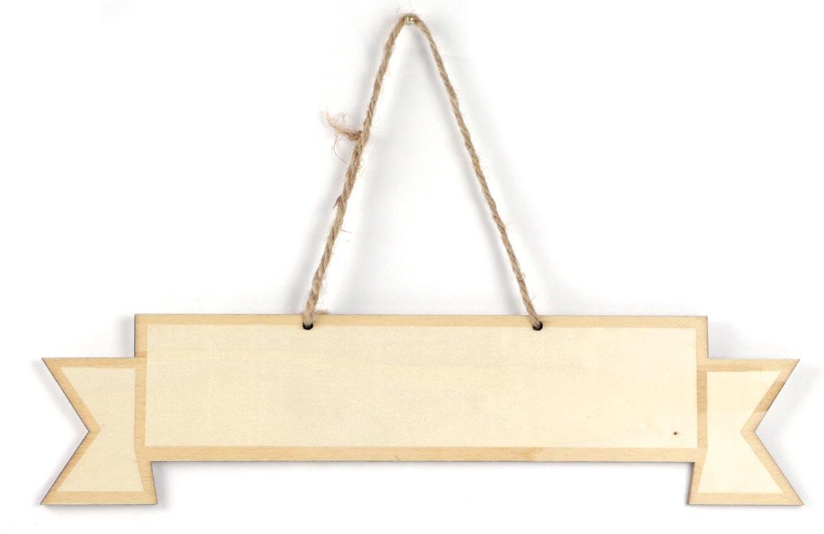 Graine Créative Houten ophangbordje