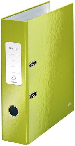 Leitz WOW ordner, rug van 8,5 cm, groen