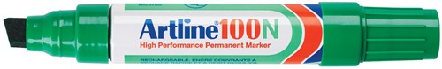 Permanent marker Artline 100 groen