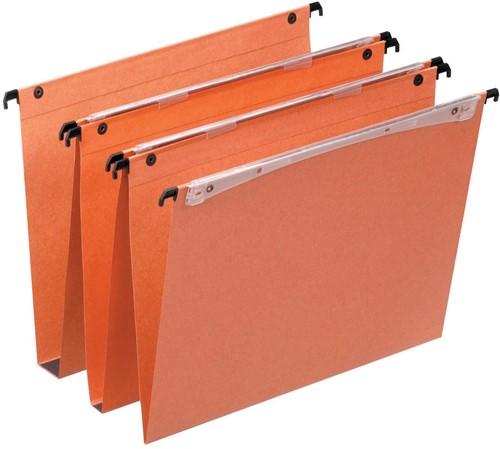 Esselte hangmappen voor laden Uniscope tussenafstand 330 mm, V-bodem, doos van 25 stuks-2