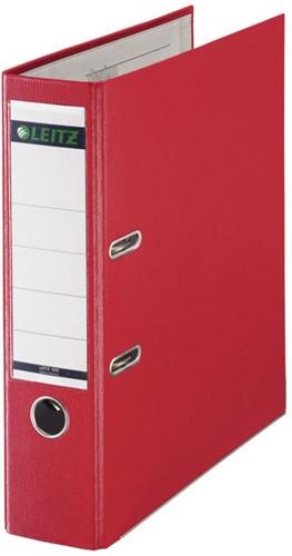 Leitz ordner rood, rug van 8 cm