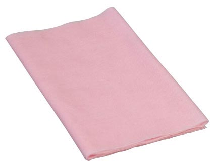 Vileda stofwisdoek, roze, pak van 50 stuks