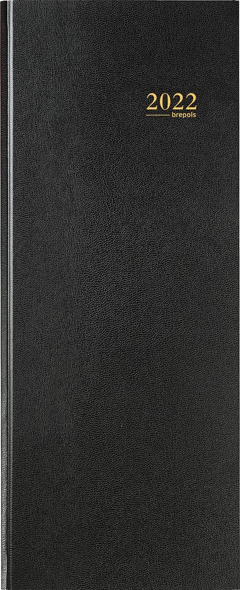 Brepols Saturnus Lima, zwart, 2020