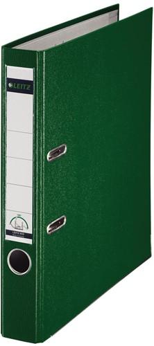 Leitz ordner groen, rug van 5 cm