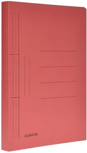 Class'ex hechtmap, ft 25 x 34,7 cm (voor ft folio), kers