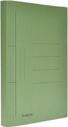 Class'ex hechtmap, ft 25 x 34,7 cm (voor ft folio), groen