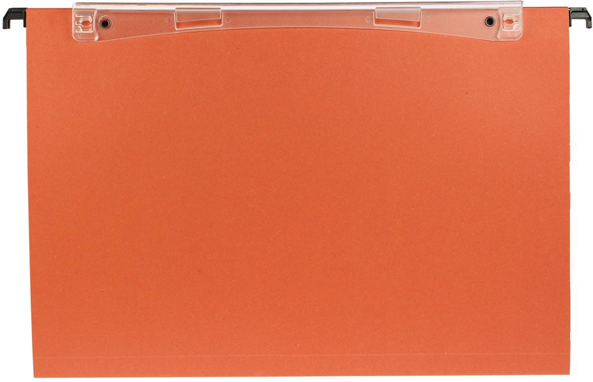 Esselte hangmappen voor laden Uniscope tussenafstand 365 mm, V-bodem, met haken, pak van 50 stuks