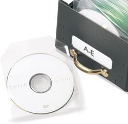 3L niet-zelfklevende CD/DVD-hoes
