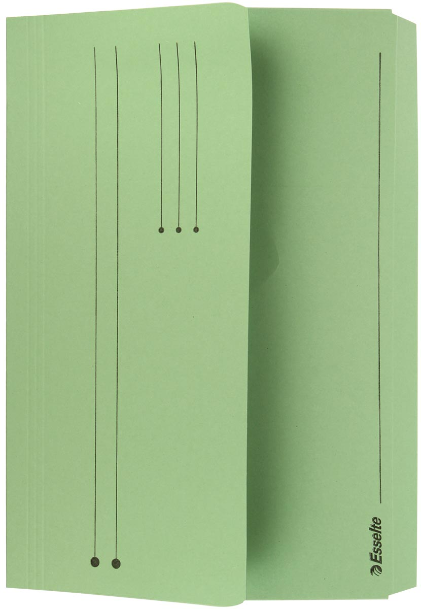 Esselte POCKET FILE F GROEN 1584400 (103320V)