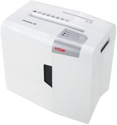 HSM shredstar X5 papiervernietiger, 4,5 x 30 mm