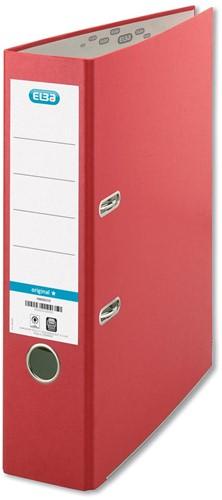Elba ordner Smart Original rood, rug van 8 cm