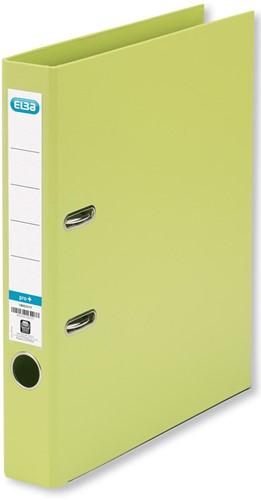 Elba ordner Smart Pro+,  lichtgroen, rug van 5 cm