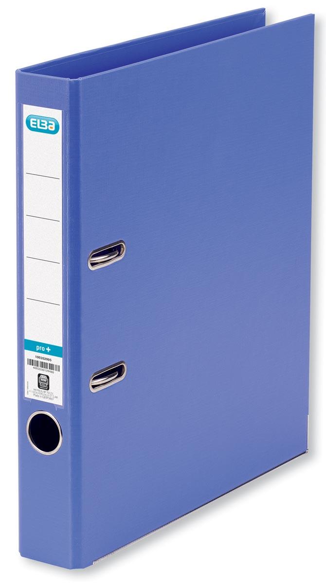 Elba ordner Smart Pro+, lichtblauw, rug van 5 cm