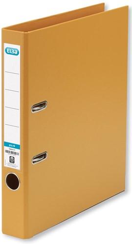 Elba ordner Smart Pro+,  oranje, rug van 5 cm