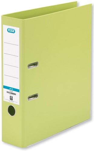 Elba ordner Smart Pro+,  lichtgroen, rug van 8 cm