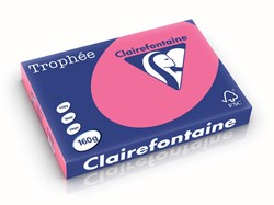 Clairefontaine Trophée Intens A3 fuchsia, 160 g, 250 vel