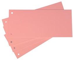 Class'ex verdeelstroken roze, pak van 100