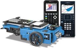 Texas TI-Innovator Rover tekenrobot