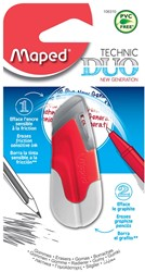 Maped gum Technic Duo New Generation, op blister