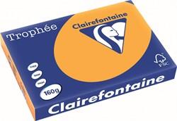 Clairefontaine Trophée Pastel A3 oranje, 160 g, 250 vel