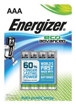 Energizer HighTech AAA batterij (potlood) Alkali-mangaan 1.5 V 4 stuks