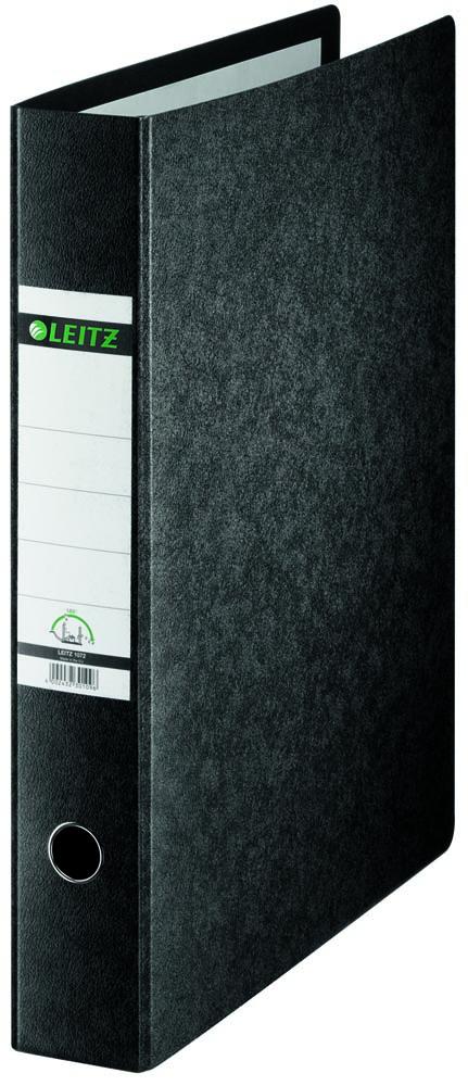 Leitz 180° kartonnen ordner ft A3, rug van 7,7 cm, zwart