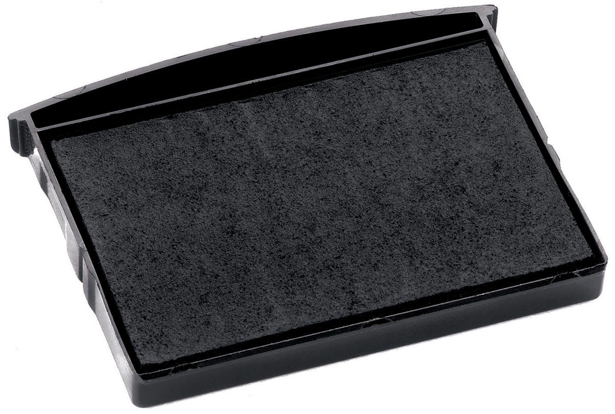 Colop stempelkussen, voor stempels 2400, 2460, 2600 en 2660, blister van 2 stuks, zwart