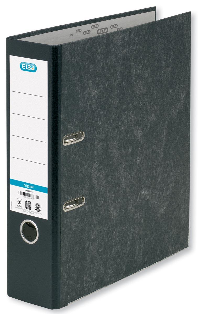 Elba Smart Original ordner ft folio, dos de 8 cm, noir