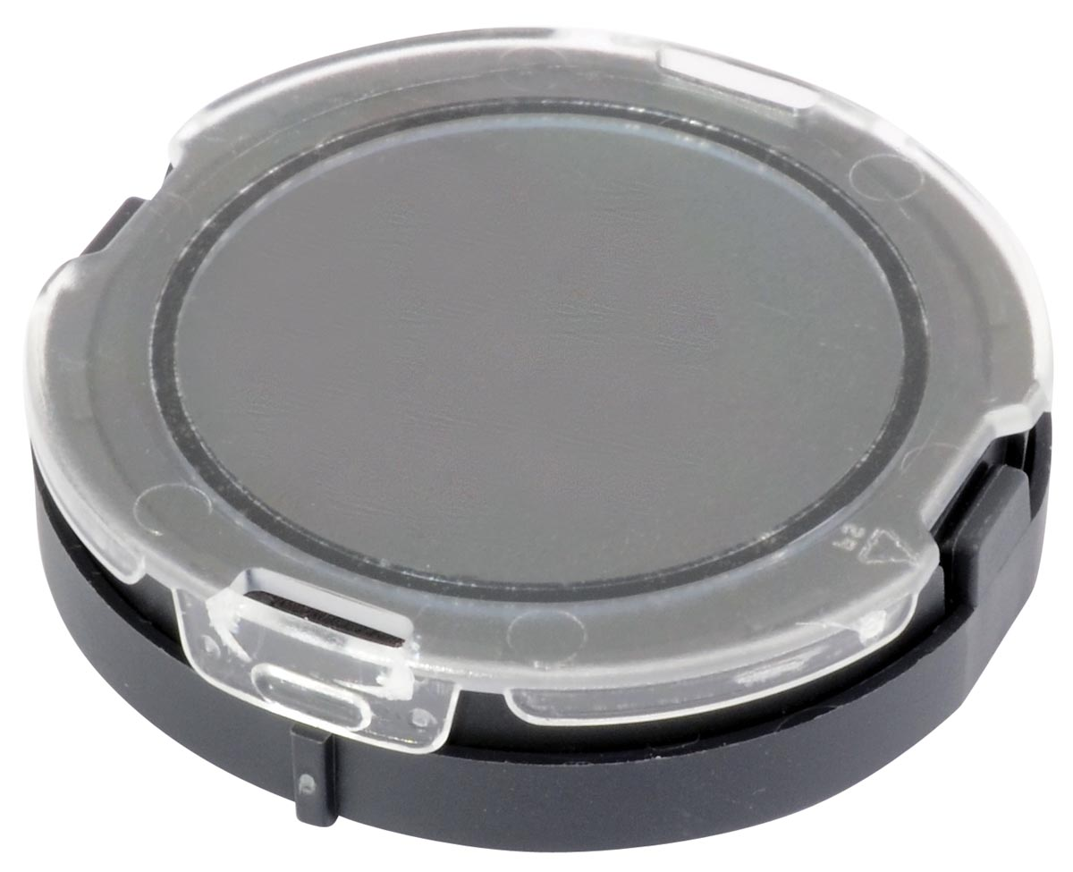 Colop flashcartridge voor EOS R40 stempel, zwart, pak van 10 stuks