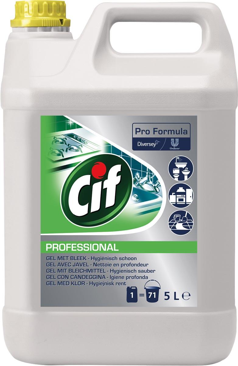 CIF GEL BLEEKMIDDEL 5L