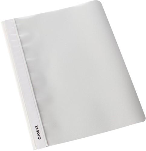 Class'ex snelhechtmap wit, pak van 5 stuks-2