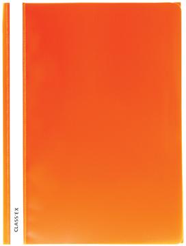 Class'ex snelhechtmap oranje, pak van 5 stuks