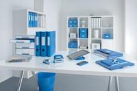 Leitz WOW ordner Active rug van 7,5 cm, blauw-1