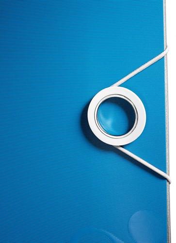 Leitz WOW ordner Active rug van 7,5 cm, blauw-2