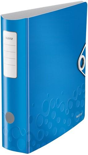 Leitz WOW ordner Active rug van 7,5 cm, blauw