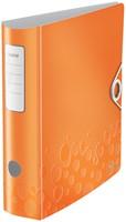 Leitz WOW ordner Active rug van 7,5 cm, oranje