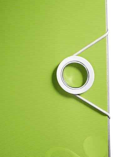 Leitz WOW ordner Active rug van 7,5 cm, groen-2