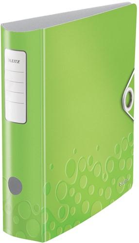 Leitz WOW ordner Active rug van 7,5 cm, groen
