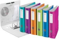 Leitz WOW ordner Active, geassorteerde kleuren, rug van 7,5 cm