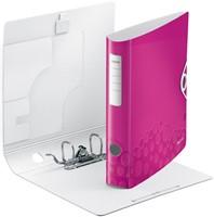 Leitz WOW ordner Active rug van 5 cm, roze-2