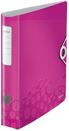 Leitz WOW ordner Active rug van 5 cm, roze