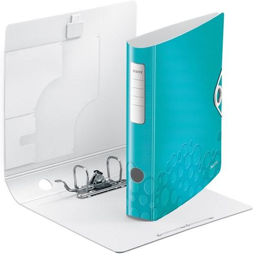 Leitz WOW ordner Active rug van 5 cm, ijsblauw,-2