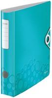 Leitz WOW ordner Active rug van 5 cm, ijsblauw,