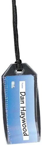 3L bagage-etiketten ft 40 x 165 mm, pak van 4 stuks-3